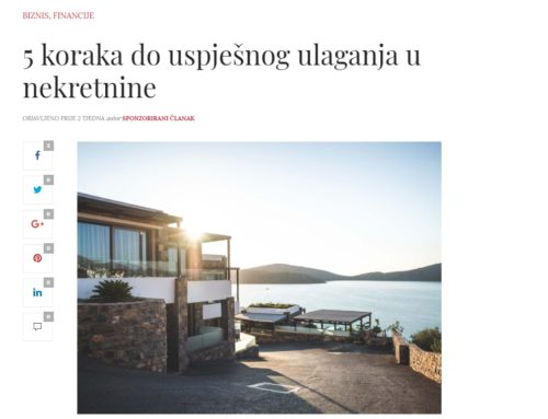 Women in Adria – 5 steps to successful investing in real estate